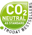 Climate-neutral. As-standard