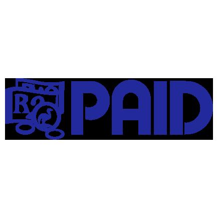Paid - Trodat S-Printy - blue